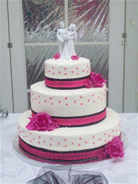 Pink And Black Wedding Cake | ogvinudskillelse.website