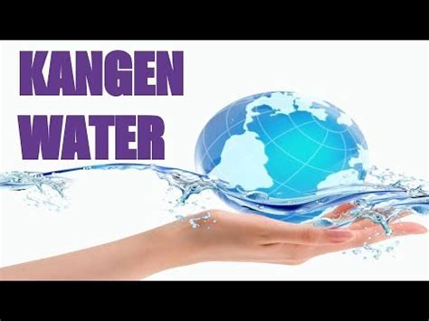 enagic kangen water uk youtube