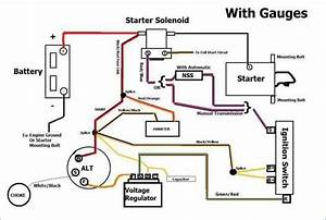 Solenoid Wiring Diagram 86 Ford F150  U2013 Dogboi Info