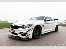 Photoshoot with the BMW M4 GT4