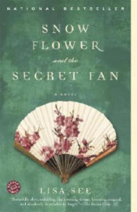 fiore di neve e il ventaglio segreto libro progetto babele rivista letteraria recensioni fiore di
