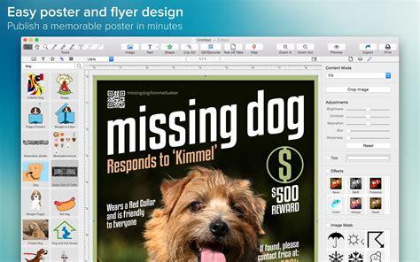 poster design maker poster maker 1 1 0 free for mac macupdate