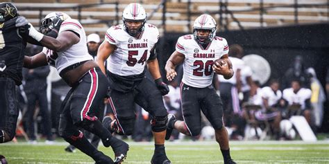 Kickoff time announced for South Carolina, LSU