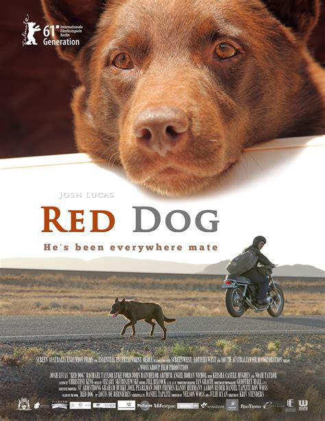 red dog review film pulse