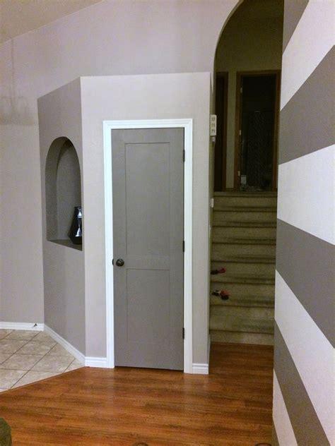 flat panel door update diy interior doors panel doors farmhouse remodel