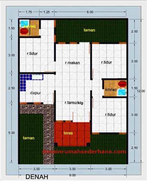 desain rumah sederhana type   desainrumahsederhanacom