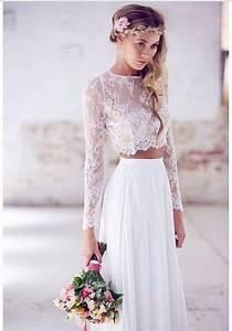 Boho Kleid Hochzeitsgast : boho hochzeitskleid bauchfrei hochzeit ~ Yasmunasinghe.com Haus und Dekorationen
