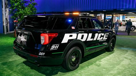 ford police interceptor   future  pursuit rated