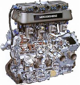 Interesting Engines  The Mercedes