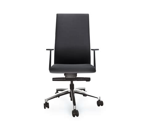 chaise cuir gris touch task chairs from forma 5 architonic