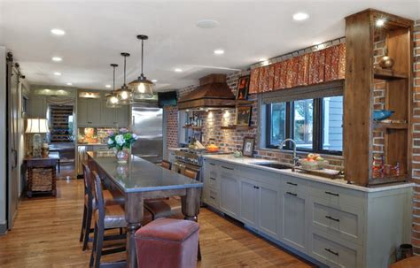 Low Country  Transitional  Kitchen  Charleston  By K