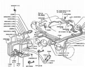 similiar toyota v6 engine diagram keywords toyota pickup 22re engine diagram likewise 1993 toyota 4runner engine