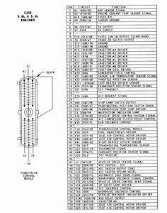 1996 Dodge Dakota Crankshaft Sensor Wiring Schematic