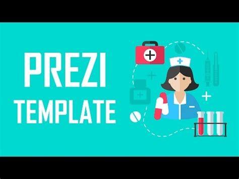 healthcare  medical prezi template youtube