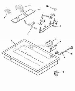 maytag mgc6430bdb parts list and diagram With manifold switch assembly diagram parts list for model b09j50020