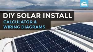 Van Life Diy Solar Panel System Calculator  U0026 Wiring