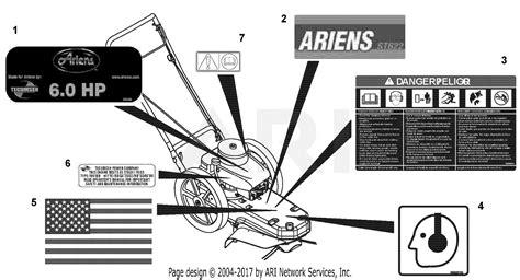 Ariens Carb Cycle Tecumseh