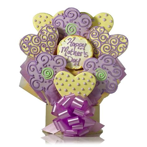 cookie bouquets 39 s day wishes cookie gift bouquet delete