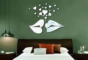 50 Specchi Adesivi Decorativi Per Pareti Dal Design Particolare