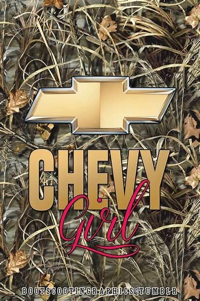 Chevy Country Camo Trucks Chevrolet Symbol Jacked