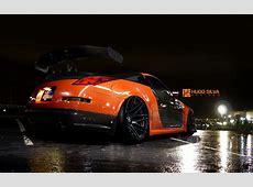 Orange Nissan 350z Wallpaper HD Car Wallpapers ID #4915
