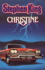 Christine – Stephen King. Círculo de lectores, 1994 ...