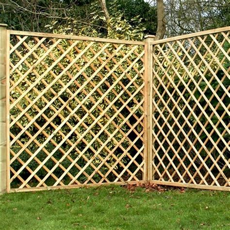 2ft Trellis Fence Panels by 6ft Fencing Panels Fence Panel Suppliersfence Panel