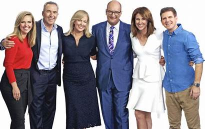 Sunrise Team Channel Breakfast Australia 7news Morning