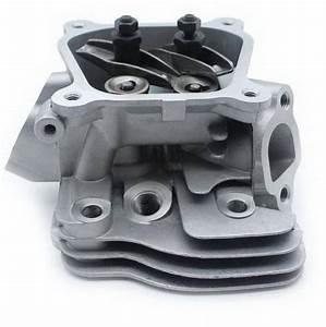 For Honda Gx160 5 5hp Cylinder Head Set Valves  U0026 Springs