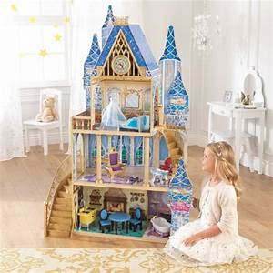 A Royal Cinderella Doll House Fit For Your Princess