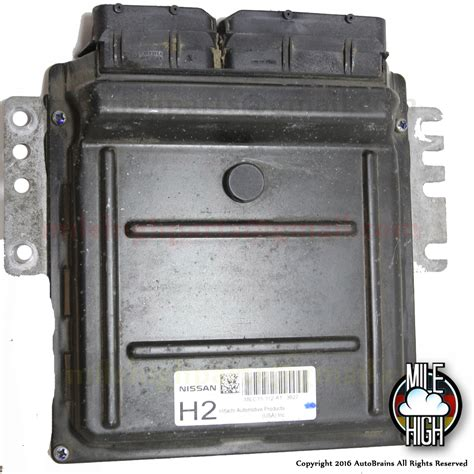 2001 Nissan Sentra Computer by 04 05 Nissan Sentra Oem Engine Computer Ecu Ecm Mec33 312