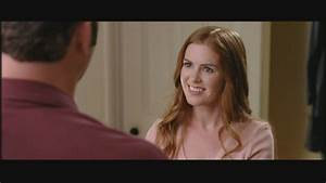 The redhead from wedding crashers
