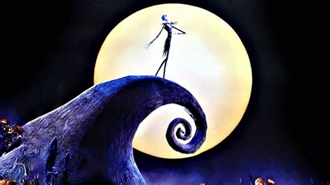 Background And Sally by Nightmare Before Wallpapers Hd Wallpaper Cave
