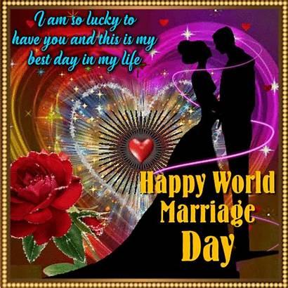 Marriage Card Romantic Greetings Ecard Customize Send