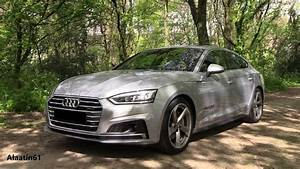 Audi A5 Sportback 2018 : 2017 audi a5 sportback test drive full in depth review new interior exterior 2018 youtube ~ Maxctalentgroup.com Avis de Voitures