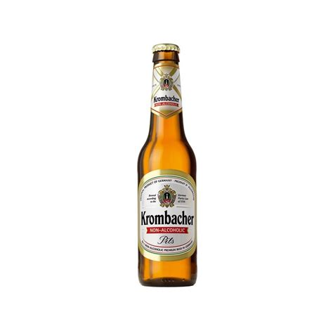 KROMBACHER PILS Alcohol-Free 1/3x24b - Enológica La Bohemia,SL