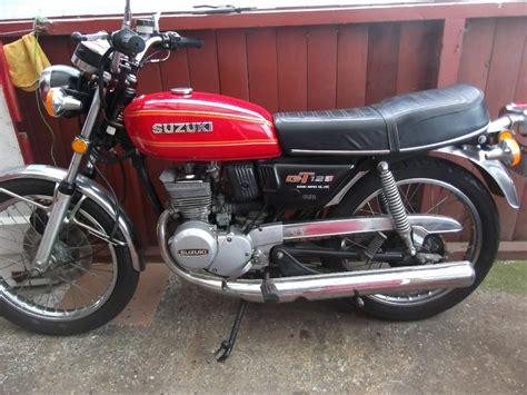 Suzuki Repairs suzuki gt 125 spares repairs resoration clasic 1976