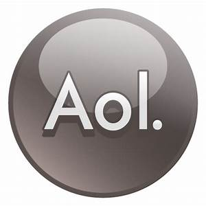 Aol Icon   Glossy Social Iconset   Social Media Icons