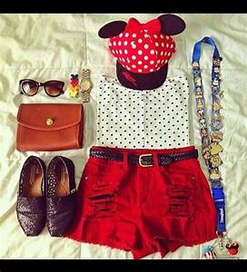 Outfit Disneyland