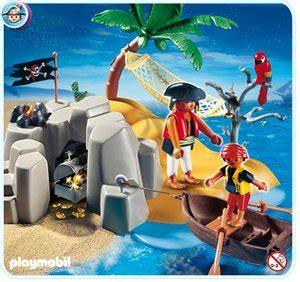 Roeiboot Intertoys by Playmobil 4139 Compactset Pirateneiland