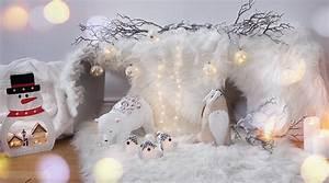 Qvc Weihnachten 2018 : wei e weihnachten mit wei en dekoideen ~ Watch28wear.com Haus und Dekorationen
