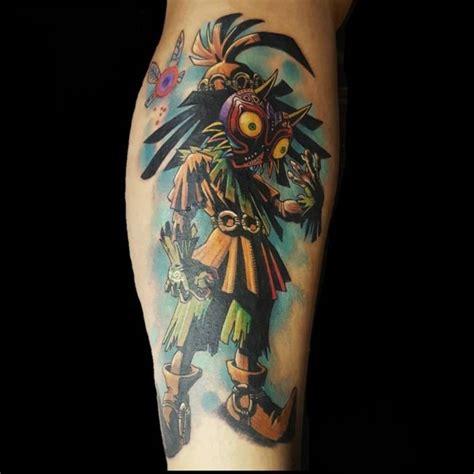 amazing zelda tattoos designs  ideas collections