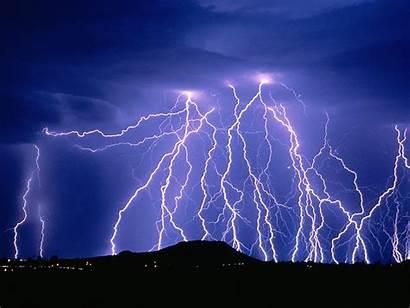 Lightning Storm Desktop Backgrounds Background Storms Lighting
