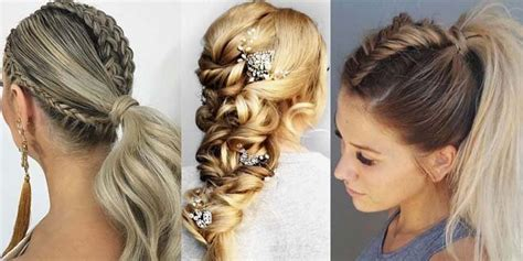 cute easy summer hairstyles  long hair hairstylesco