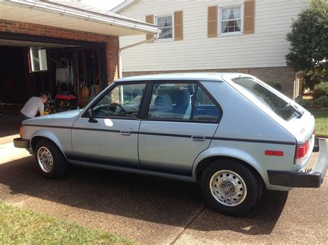 Omni For Sale by 1987 Dodge Omni Overview Cargurus