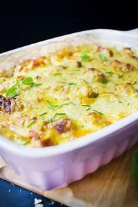 Hähnchen Curry Low Carb : gnocchi spinat auflauf mit hhnchen und curry essen t ~ Buech-reservation.com Haus und Dekorationen
