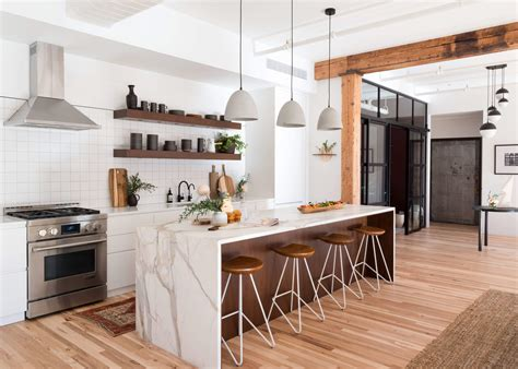 Kitchen Furniture Instead Of Cabinets by Why Open Kitchen Shelves Instead Of Cabinets Nonagon Style