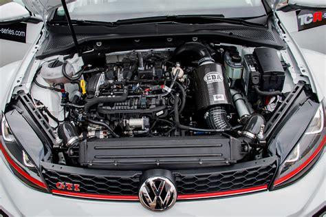 Gti Vs Golf R Engine by 2017 Golf Gti Tcr Engine Bay Golfmk7 Vw Gti Mkvii