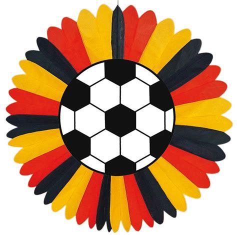 Kostenlose lieferung ab 47,90 €. Dekofächer Fußball-Deutschland | Fussball deko, Fussball ...