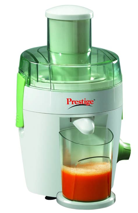 juicer prestige grinder pcj juice mixer kitchen prices extractor india fruit electric fruits watt dinning jar portable specifications centrifugal juicers